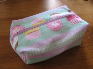 Little box pouch