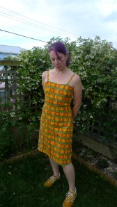November dress (front)