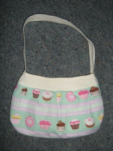 Cupcakes Buttercup Bag