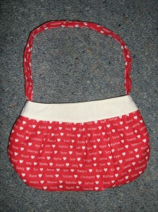 Buttercup Bag for Melissa