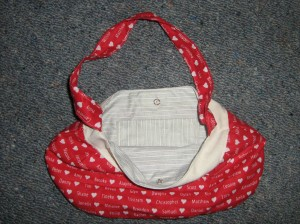 Buttercup Bag for Melissa (lining)