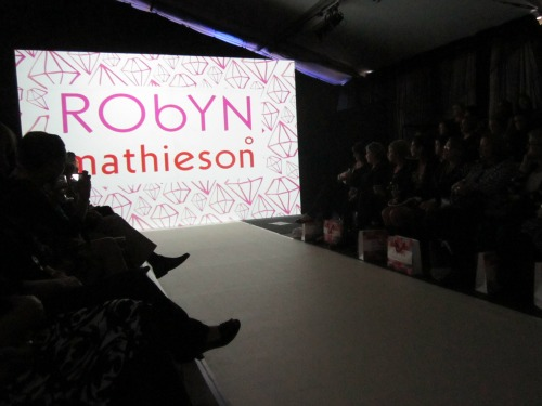 Robyn Mathieson show about to begin!