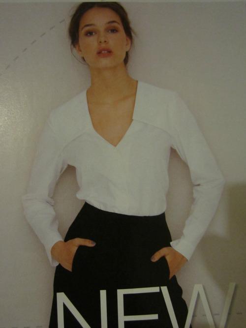 Burda Style magazine 10/2012 pattern #122