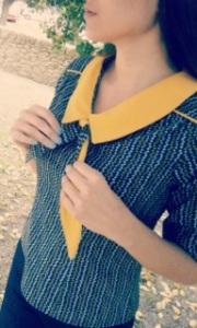 Airelle blouse