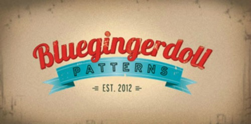 bluegingerdoll logo 2013