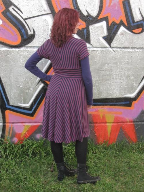Tiramisu dress from Cake Patterns