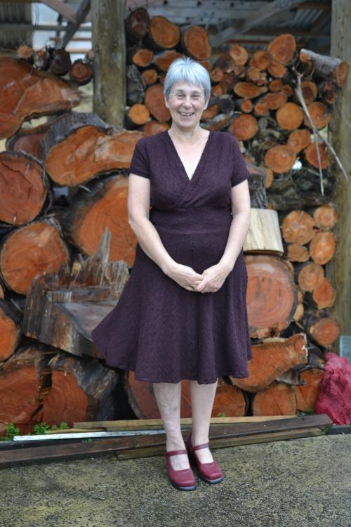 Tiramisu dress