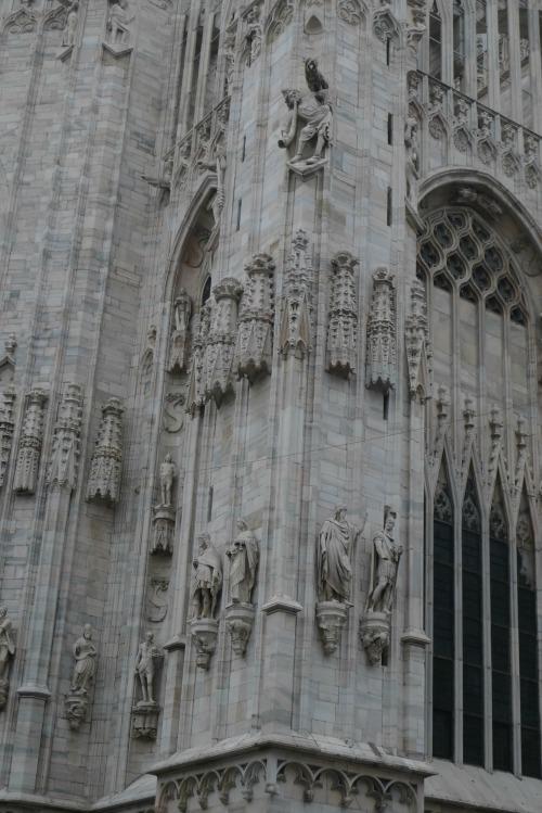 Duomo details