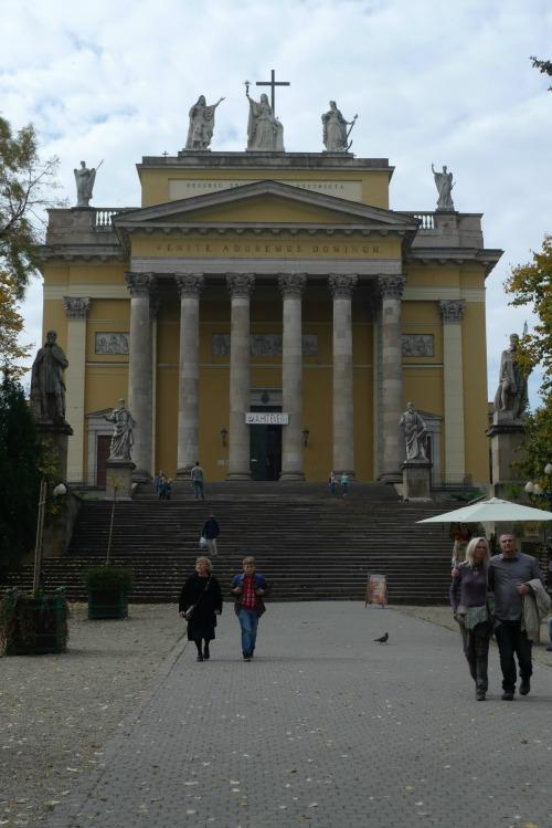 Church in Eger