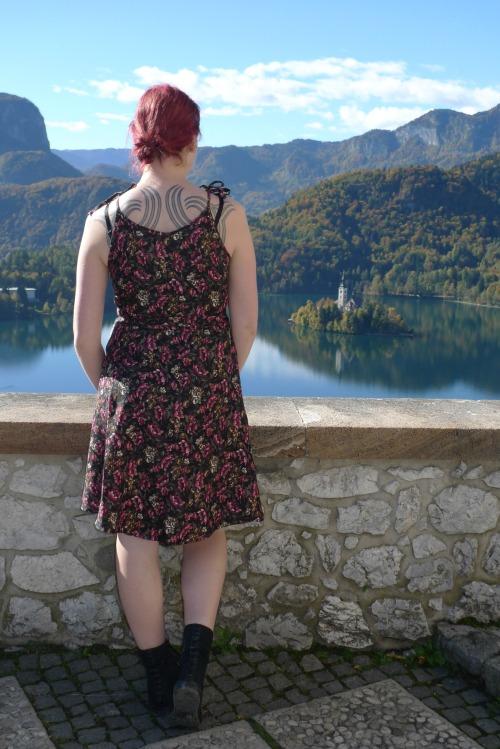Midsummer's Night Dream dress from Papercut