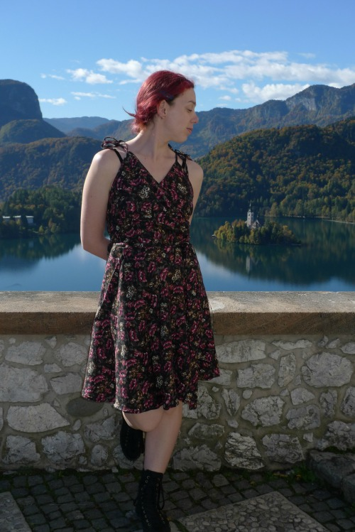 Midsummer's Night Dream dress from Papercut