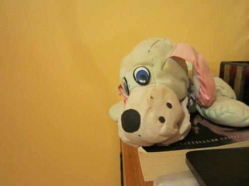 Fluppy puppy toy dog | Modern Vintage Cupcakes