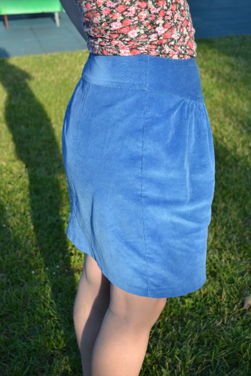 Papercut Miss Chalmers skirt | Modern Vintage Cupcakes