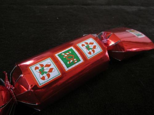 Sewists Secret Santa goodies | Modern Vintage Cupcakes