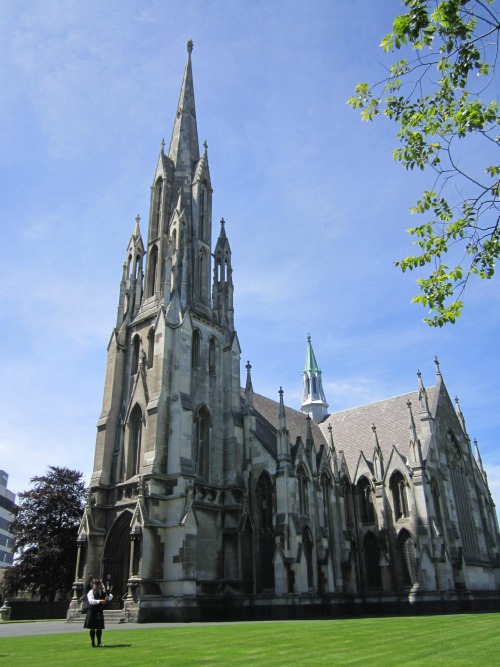 First Church, Dunedin, New Zealand