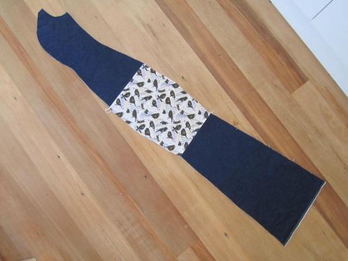 Adding pockets to a princess seamed dress | Modern Vintage Cupcakes