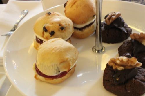 High Tea at Logan Brown | Modern Vintage Cupcakes