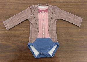 Whovian baby onesie | Modern Vintage Cupcakes