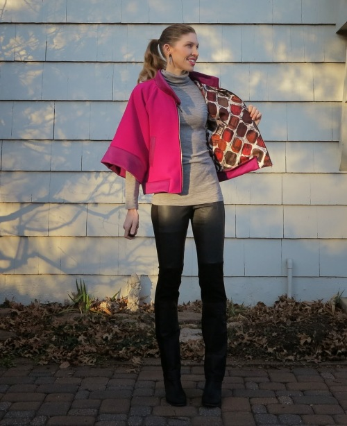 A pink Rigel hack by Lily Sage and Co