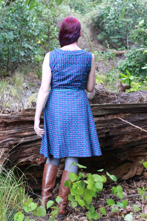 Shards of Hope dress | Modern Vintage Cupcakes
