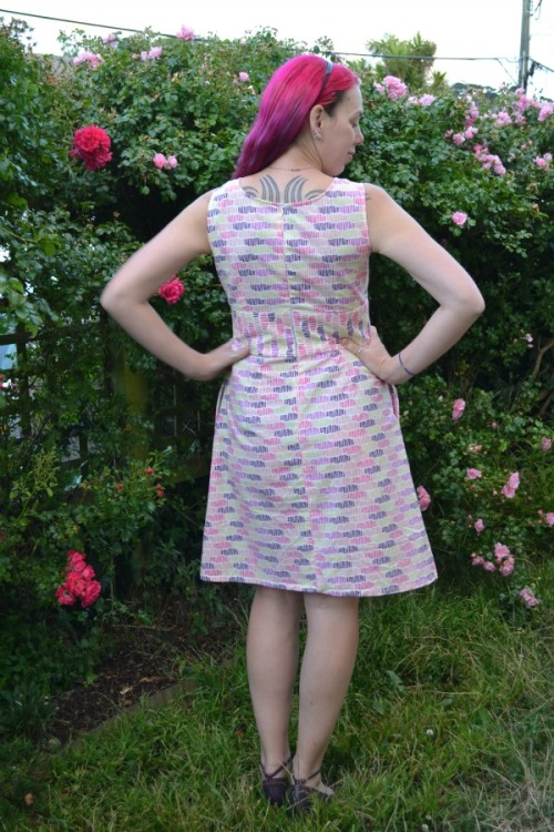 Strawberry Milkshake dress | Modern Vintage Cupcakes